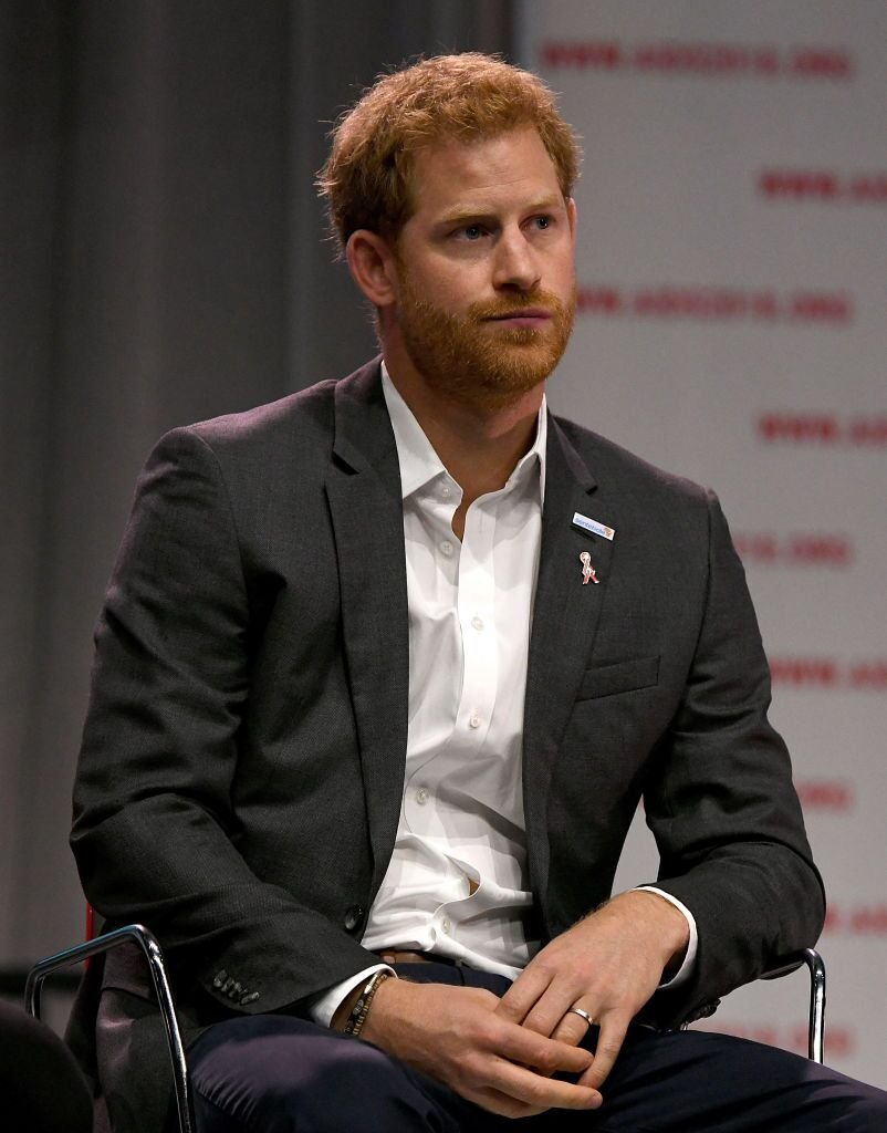 Prince Harry/Photo:Getty Images