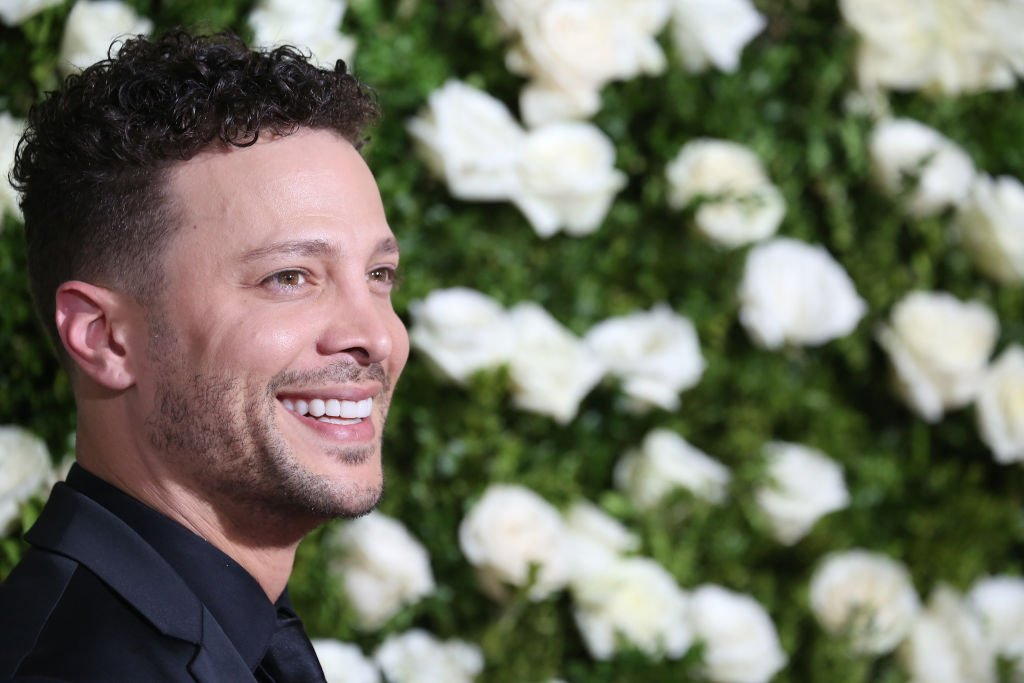 Image Credit: Getty Images / Justin Guarini attends the 71st Annual Tony Awards at Radio City Music Hall on June 11, 2017 in New York City.