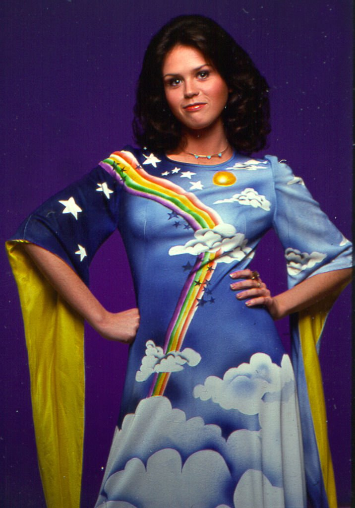 Image Credits: Getty Images / Michael Ochs Archives   Photo of Marie Osmond.