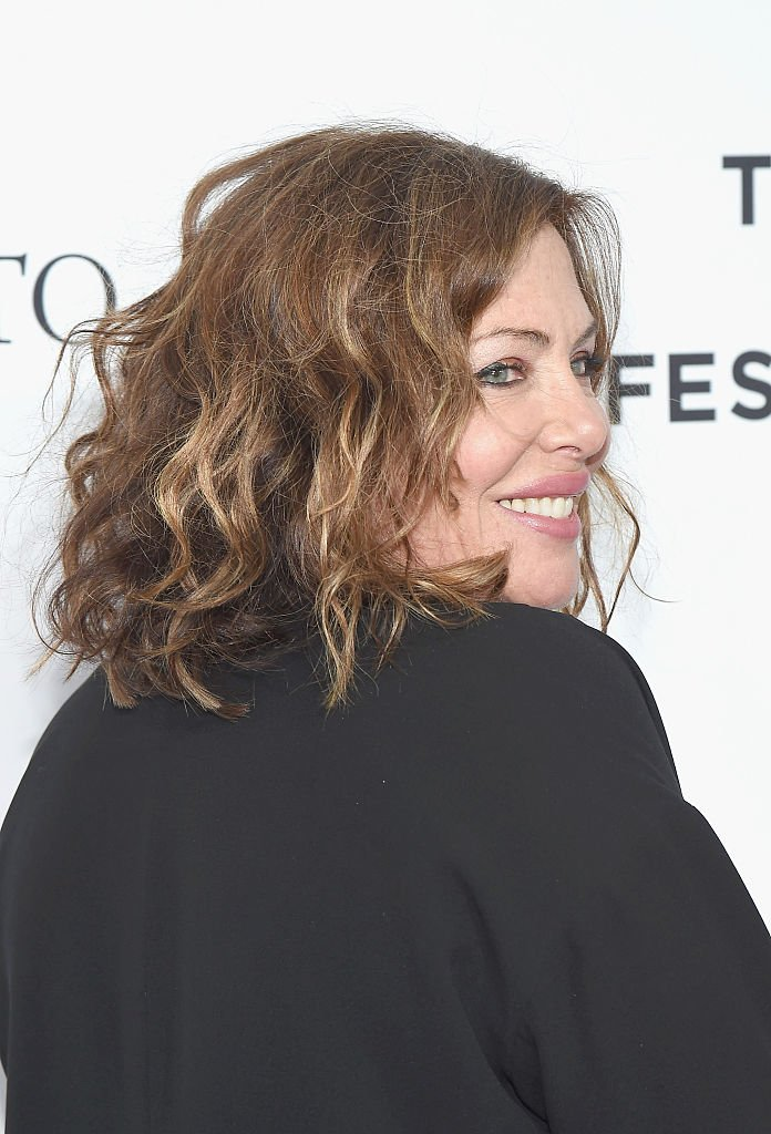 Image Credits: Getty Images / Gary Gershoff / WireImage | Actress Kelly LeBrock attends the closing night screening of 'Goodfellas' during the 2015 Tribeca Film Festival at the Beacon Theatre on April 25, 2015 in New York City.