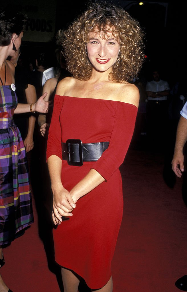 Image Source: Getty Images/Ron Galella Collection via Getty Images/Jim Smeal   Gray at the Dirty Dancing premier