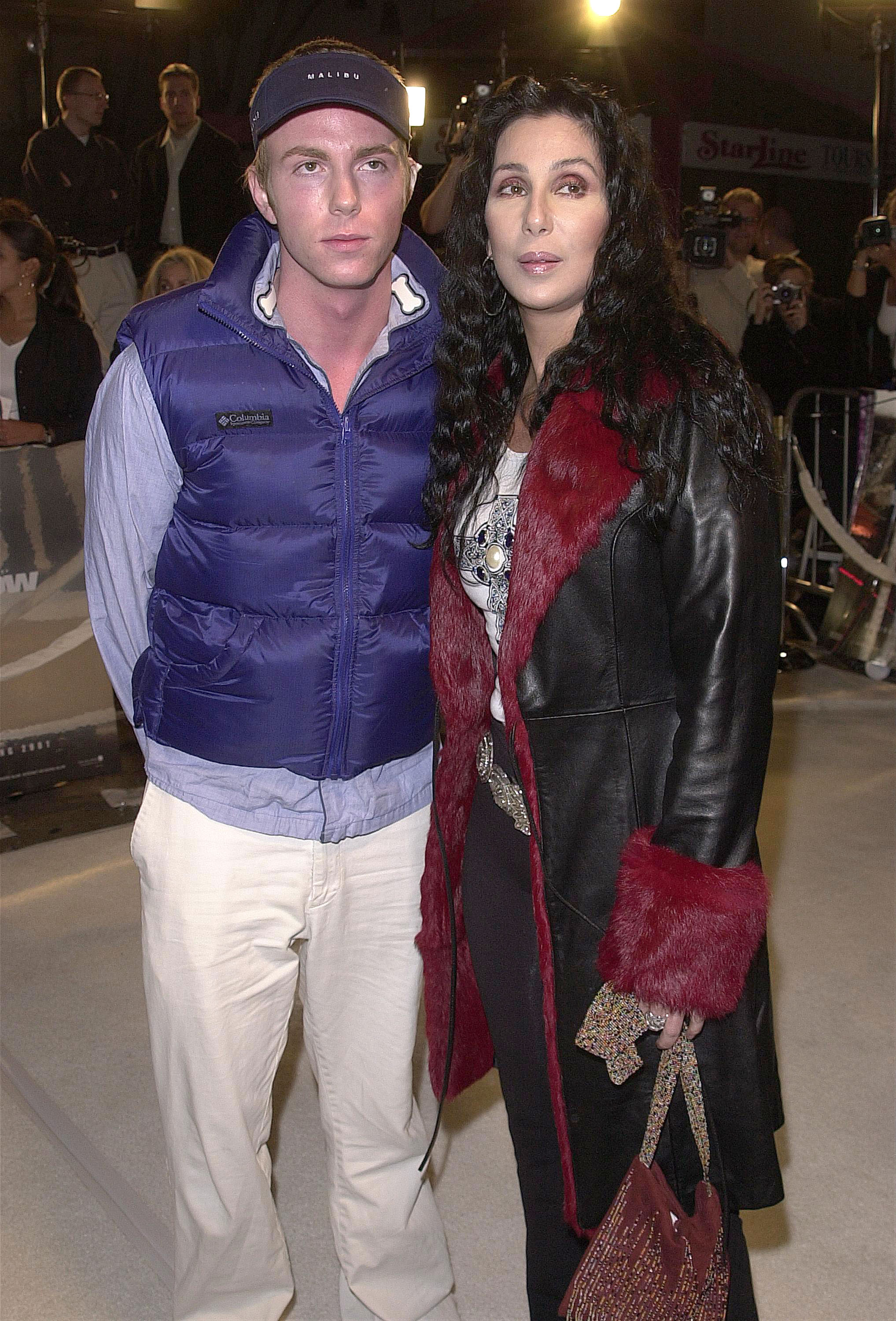 Image Source: Getty Images/Cher and her son Elijah