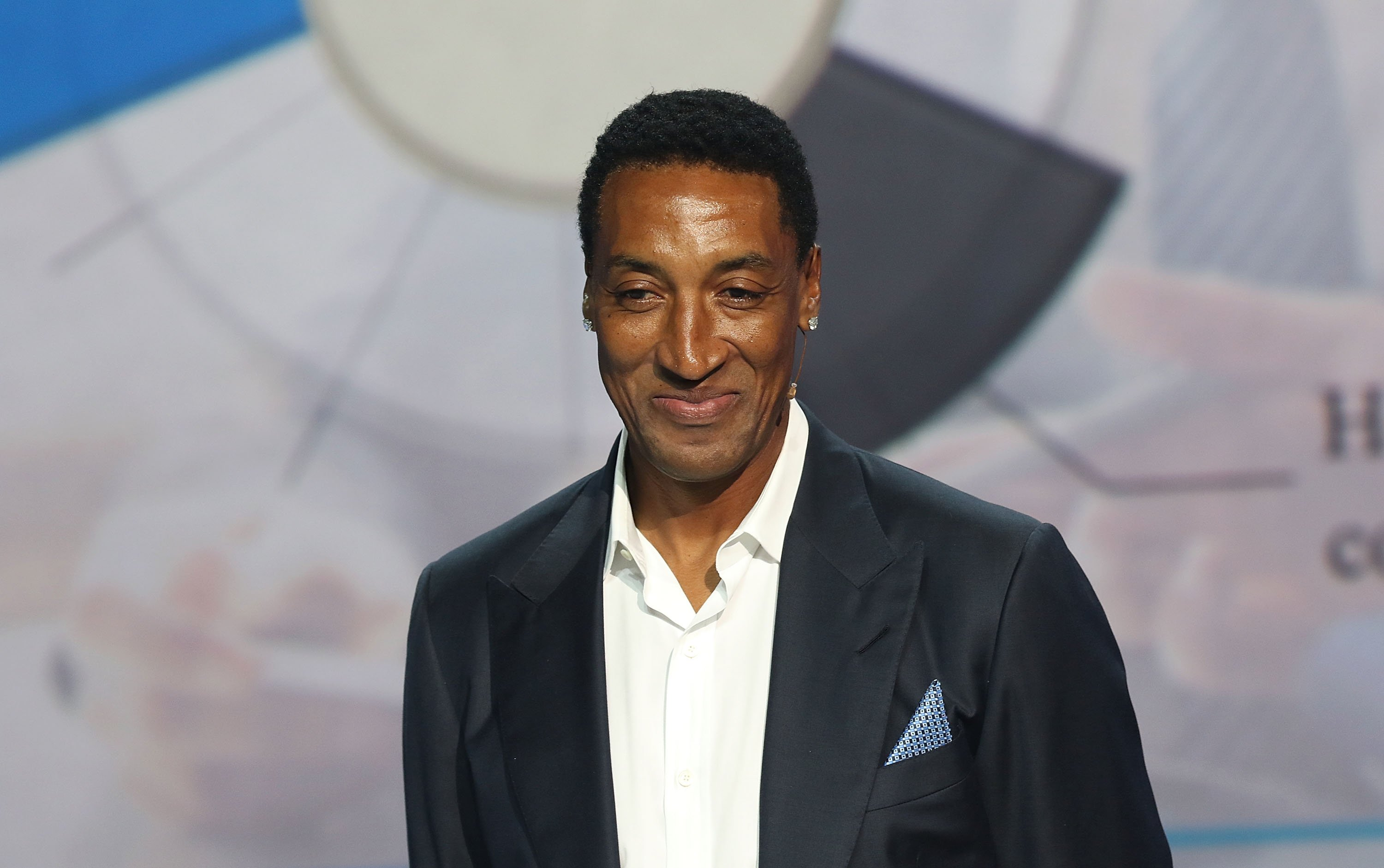 Image Credits: Getty Images / Aaron Davidson | Scottie Pippen Attends Market America Conference 2016 at American Airlines Arena on February 4, 2016 in Miami, Florida.