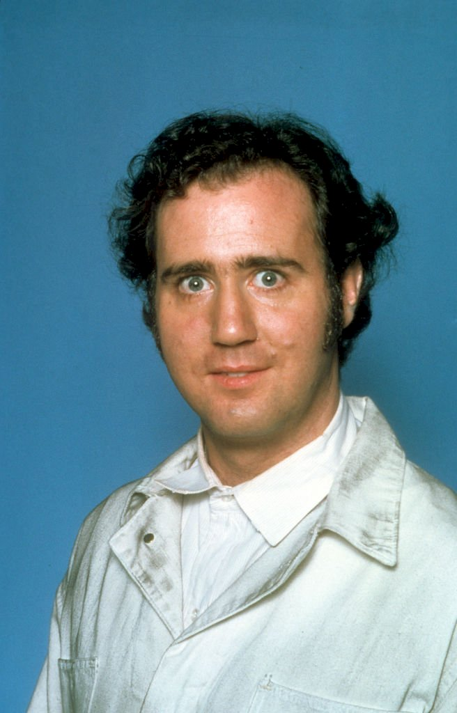 Image Credits: Getty Images / Andy Kaufman poses for a portrait in circa 1979