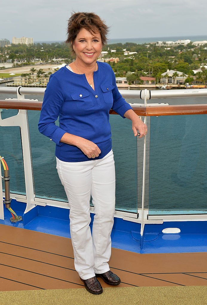 Image Credits: Getty Images / Gustavo Caballero | Kristy McNichol attends Love Boat Cast Christening Of Regal Princess Cruise Ship at Port Everglades on November 5, 2014 in Fort Lauderdale, Florida.