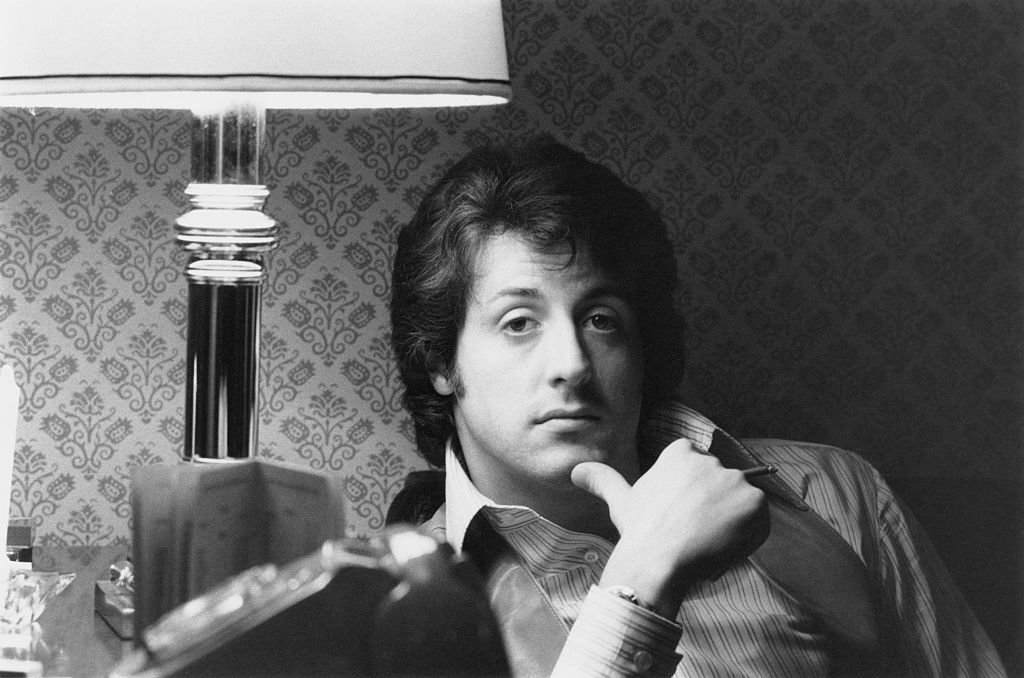 Image Source: Getty Images/Hulton Archive/Evening Standard | Photo of Stallone circa 1979