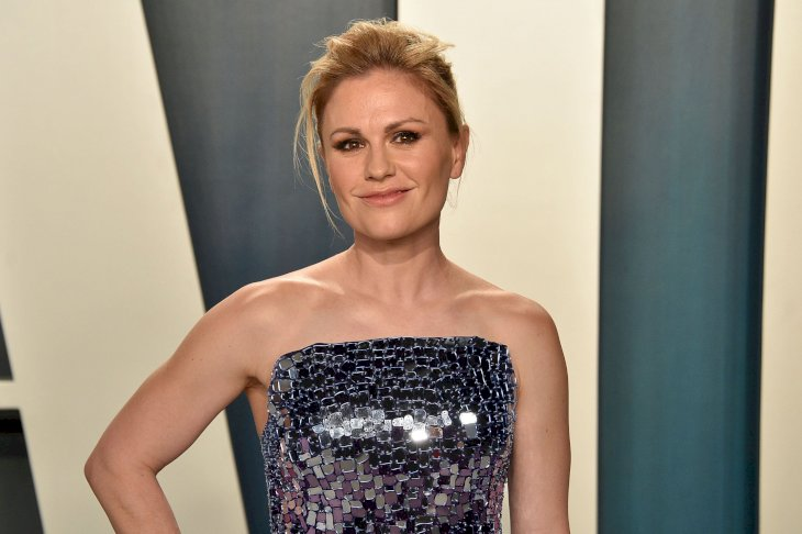 Getty Images/David Crotty/Patrick McMullan | Anna Paquin attends the 2020 Vanity Fair Oscar Party at Wallis Annenberg Center for the Performing Arts on February 09, 2020 in Beverly Hills, California
