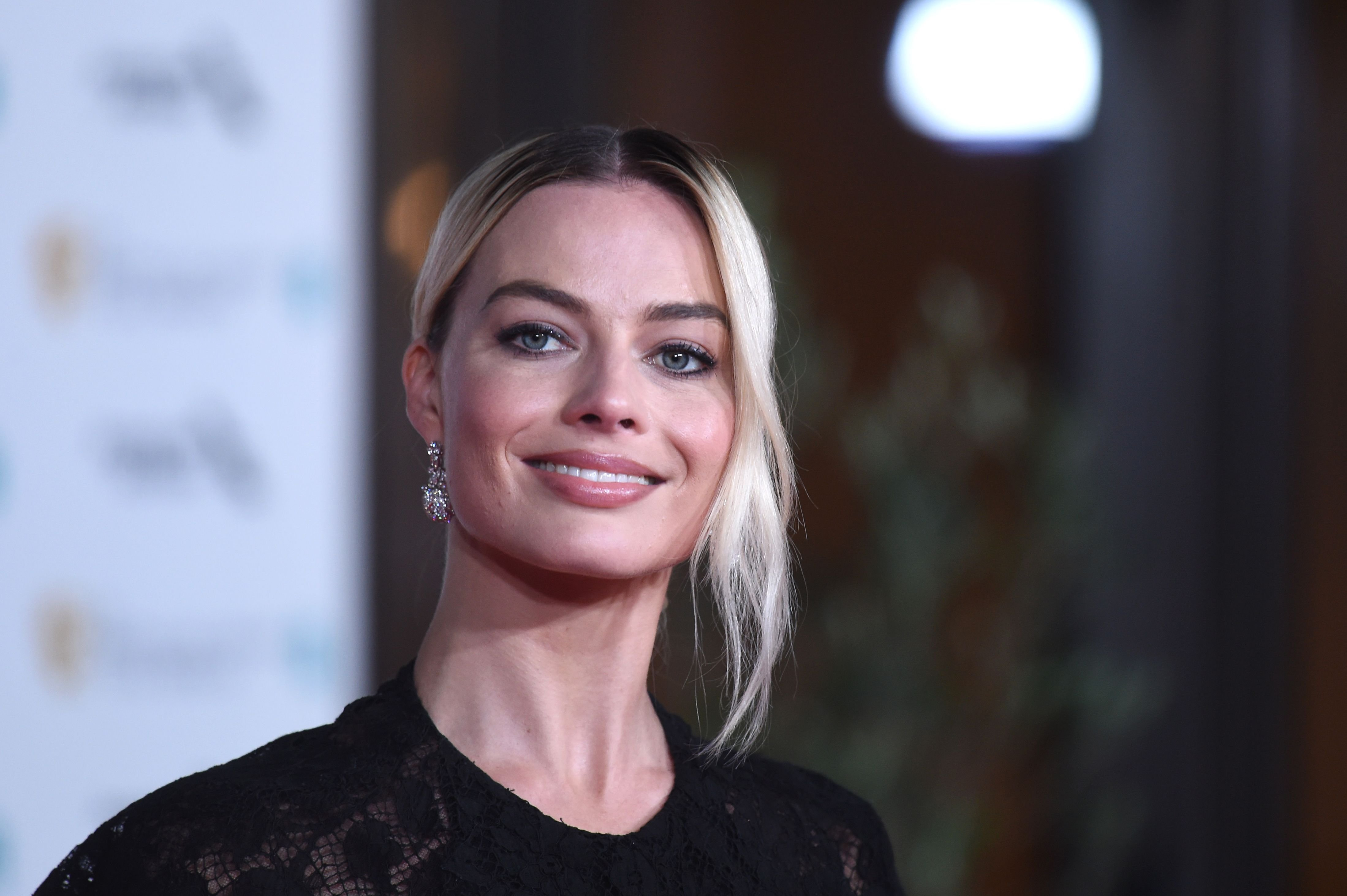 Margot Robbie attending the EE British Academy Film Awards 2020 After Party at The Grosvenor House Hotel  in LondonPhoto:Getty Images