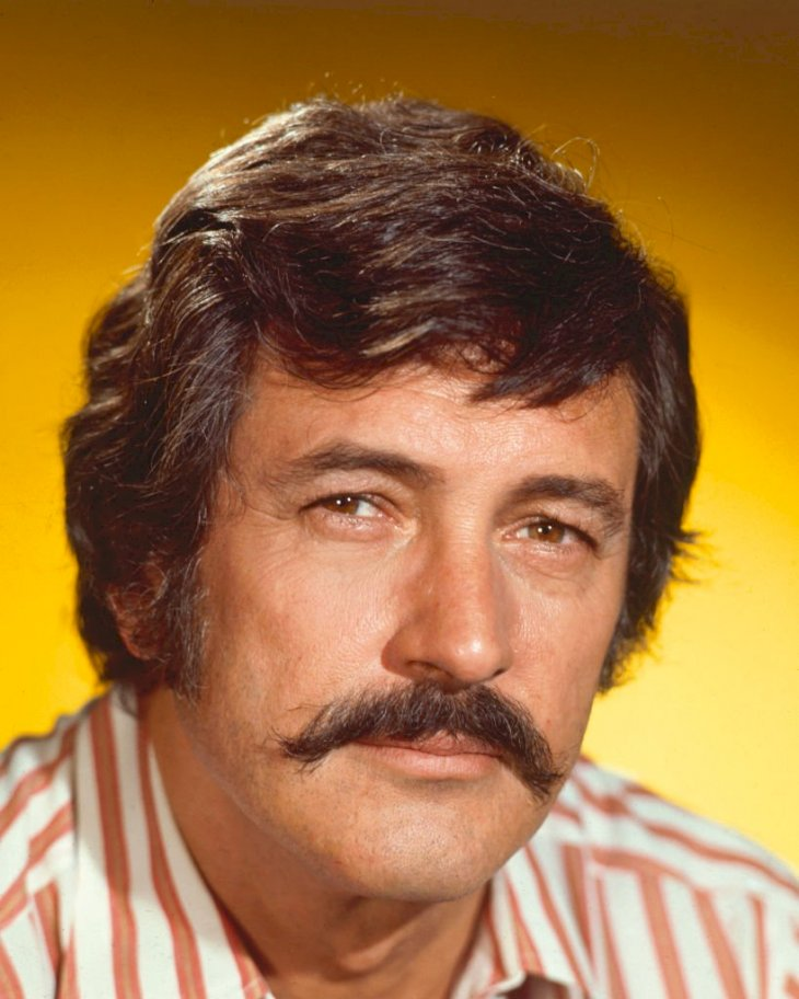 Image Credit: Getty Images/Silver Screen Collection |Rock Hudsonfor the US television series, 'McMillan and Wife', USA, circa 1974