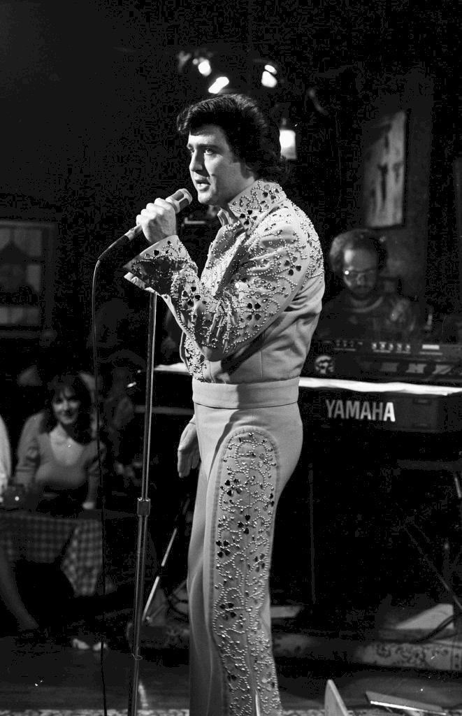 Image Credits: Getty Images / Andy Kaufman performing