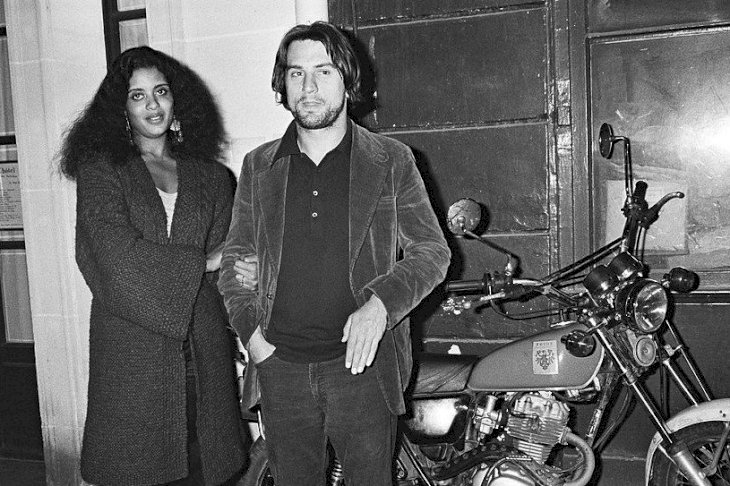 Image Credits: Getty Images / Bertrand Rindoff Petroff | Robert De Niro And Wife Diahnne Abbott In Paris 1982.
