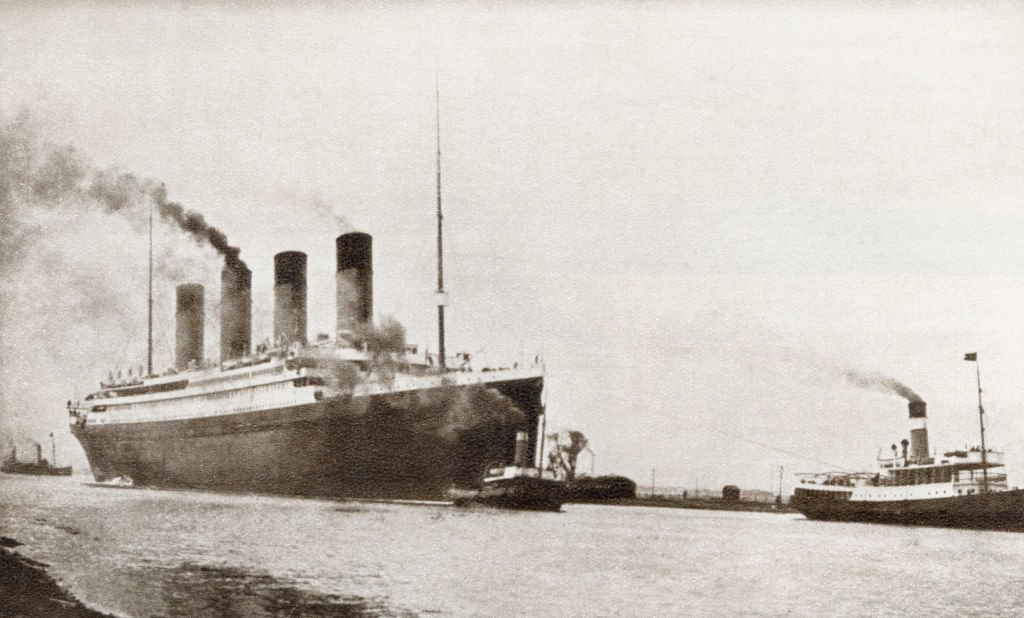 The Titanic: A Look at Luxury and Tragedy