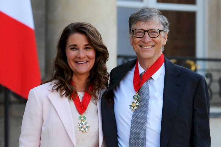Image Credits: Getty Images / Frederic Stevens | Bill and Melinda Gates.