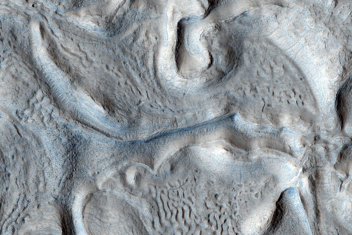 Amazing Objects Found On Mars