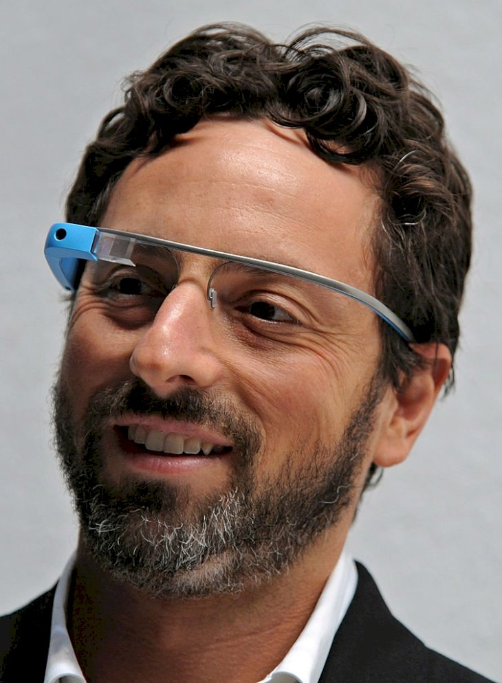Image Credits: Getty Images / Peter Foley / Bloomberg | Sergey Brin, co-founder of Google.