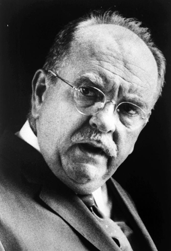 Image Source: Getty Images/Film Favorites| Wilford Brimley in a scene from the television movie 'Act Of Vengeance', 1986