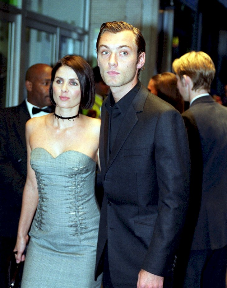 Sadie Frost and her husband Jude Law / Photo:Getty Images