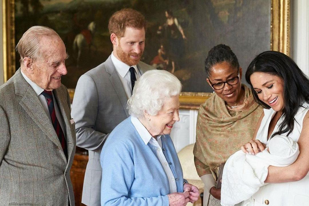The Queen Shared A Tearful Confession About Archie