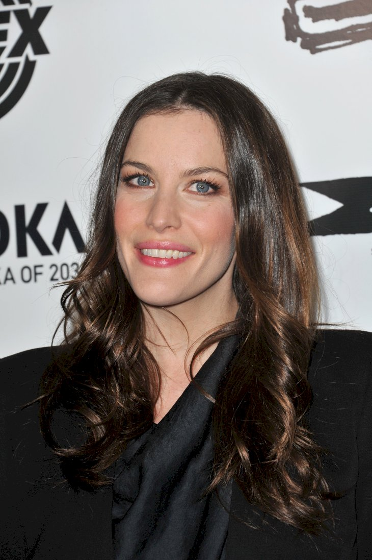 Image Credit: Shutterstock / Liv Tyler at an event.