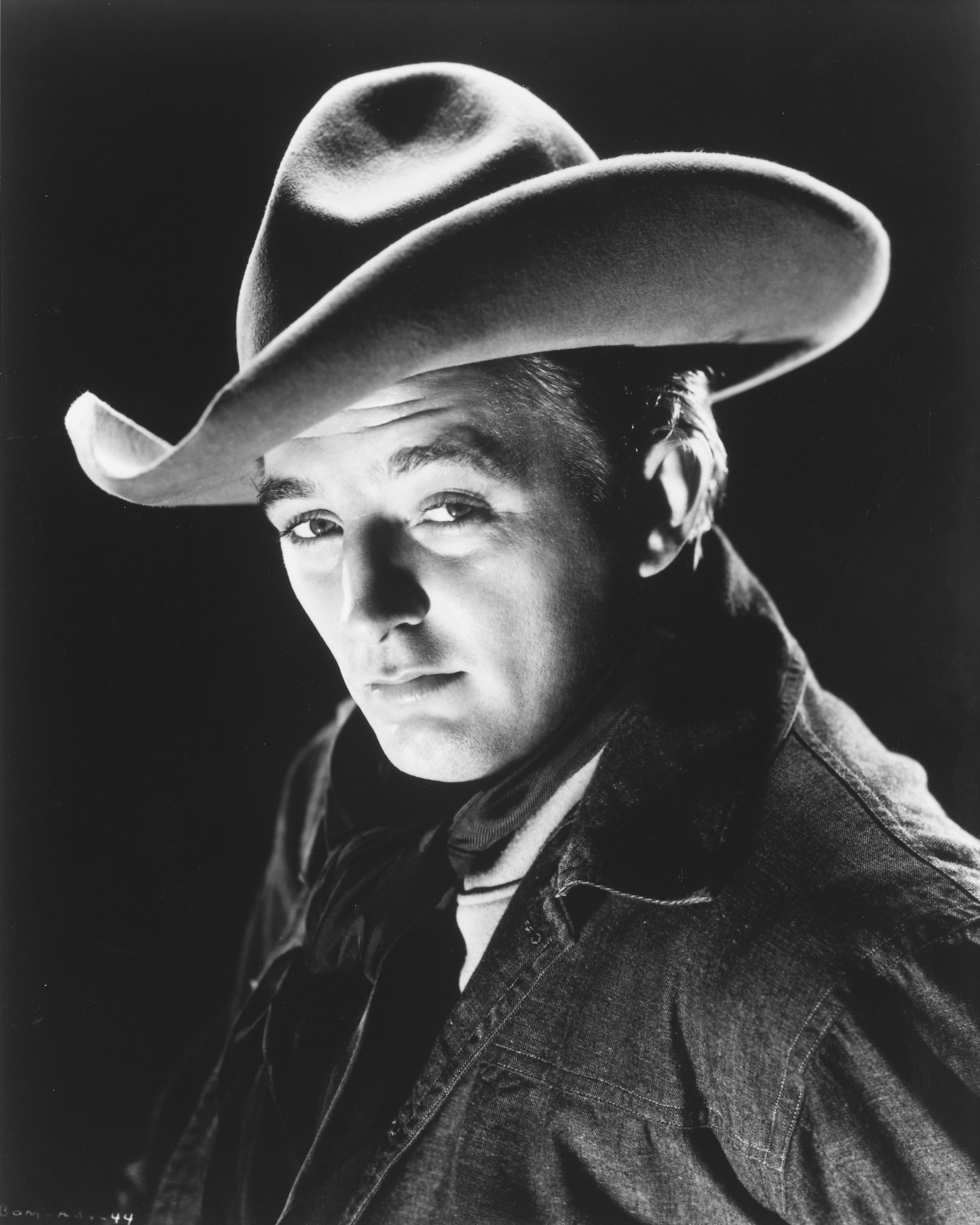 Image Source: Getty Images/ Mitchum in his cowboy costume