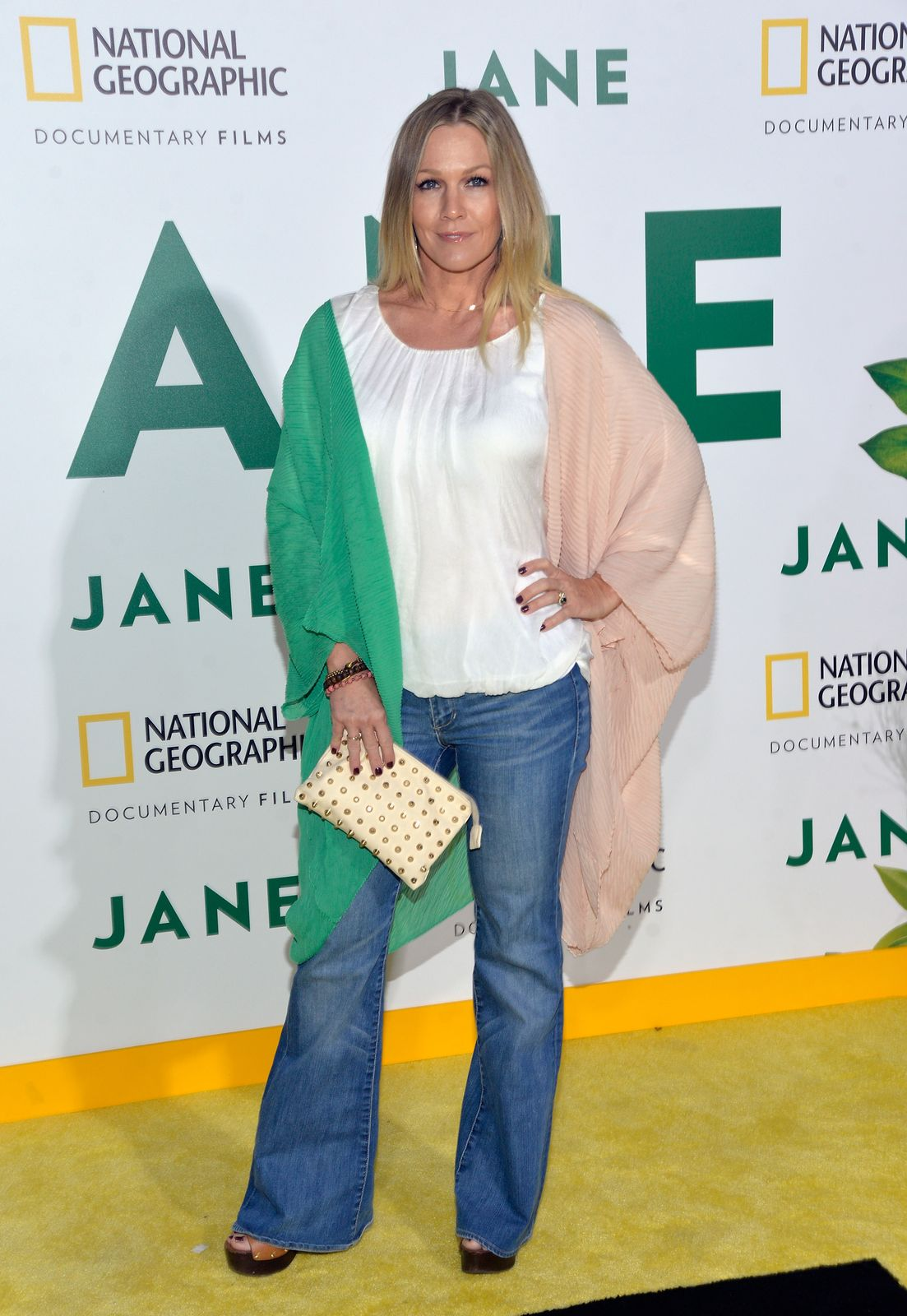 Jenny Garth/Photo:Getty Images