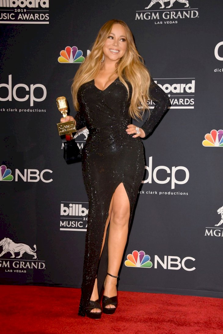Mariah Carey/Photo:Getty Images