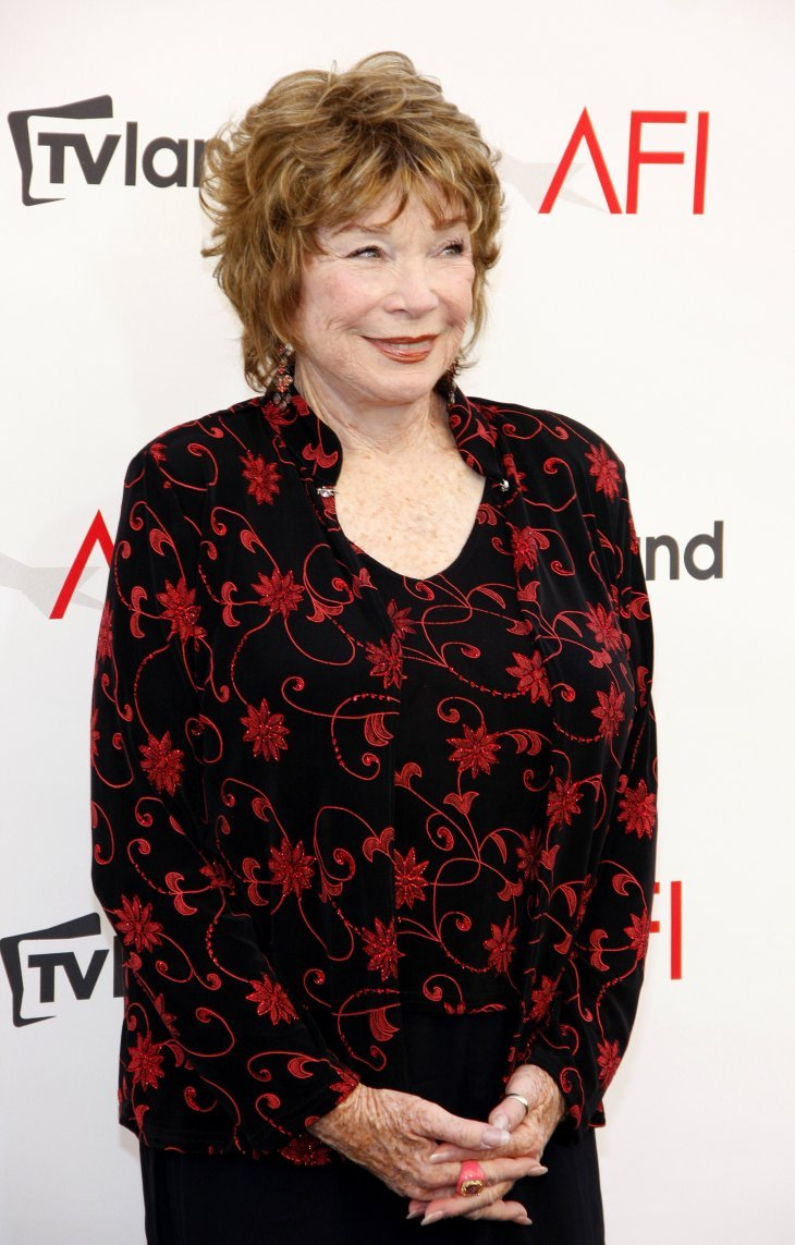 Image Credits: Shutterstock / Tinseltown | Shirley MacLaine at the AFI Life Achievement Award Honoring Shirley MacLaine held at the Sony Studios in Los Angeles, USA on June 7, 2012.