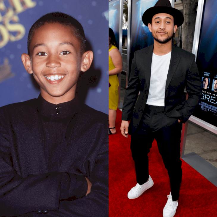Image Credit: Getty Images / Before and After: Tahj Mowry.