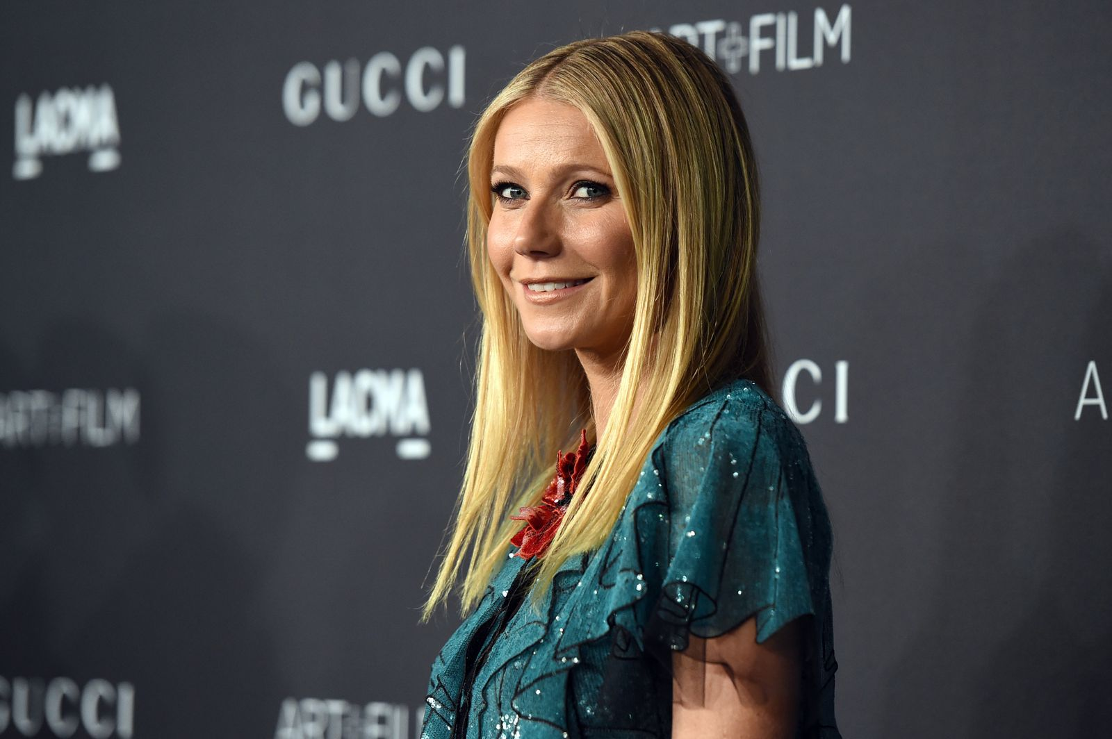 Gwyneth Paltrow attending a red carpet event/Photo:Getty Images