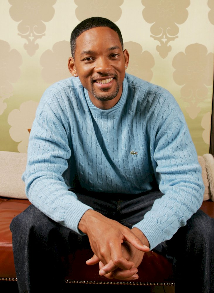 Image Credit: Getty Images / A younger Will Smith.