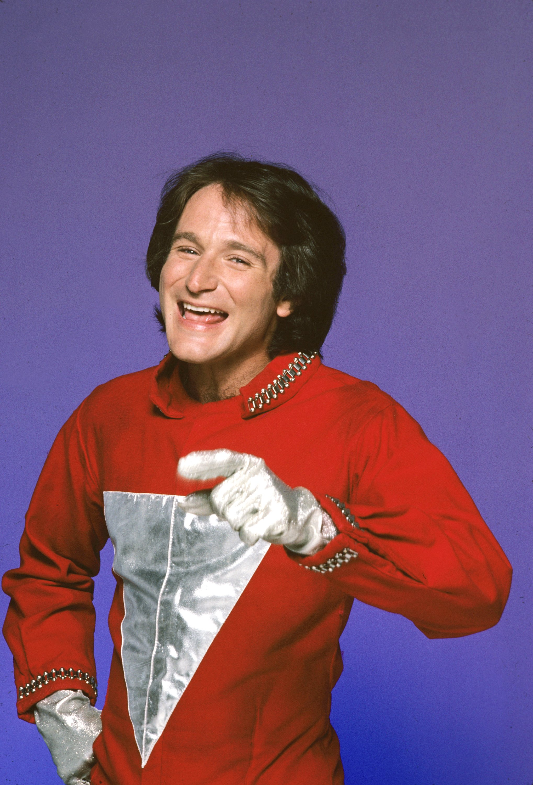 Image Credits: Getty Images / Jim Britt / Walt Disney Television | Actor and comedian Robin Williams.