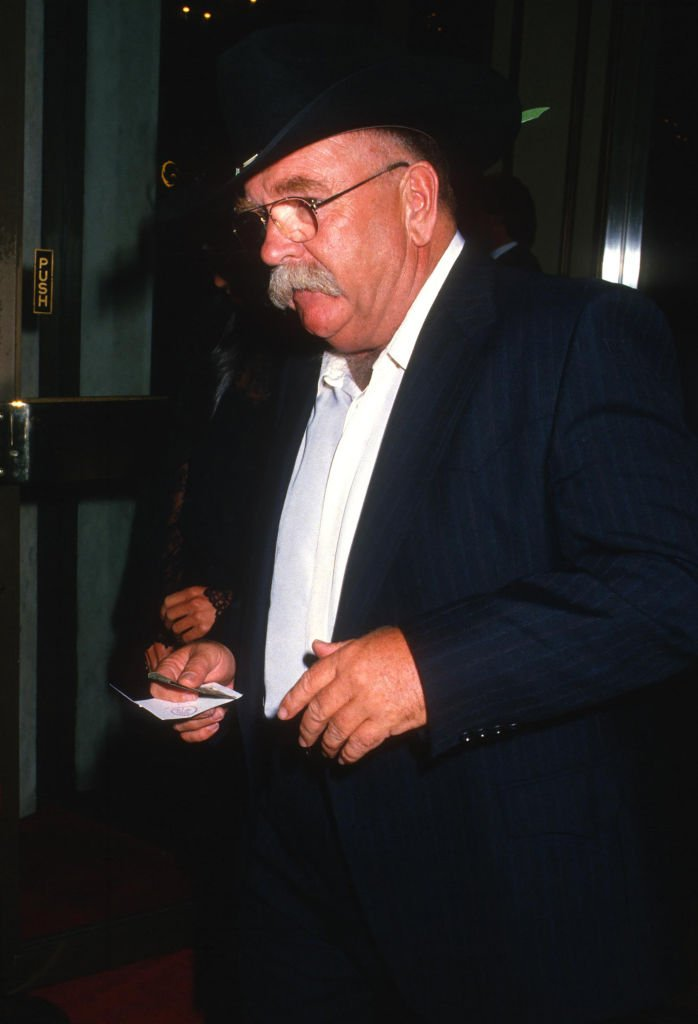 Image Source: Getty Images/Ron Galella| Wilford Brimley attends American Jewish Committee's Sixth Annual Sherrill C. Corwin Human Relations Award Salute to Merv Adelson at the Beverly Wilshire Hotel in Beverly Hills, California