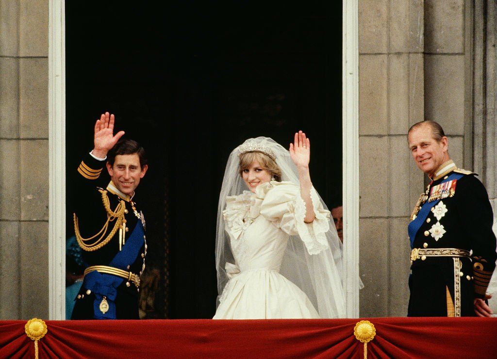 Image Credits: Getty Images/Tim Graham Photo Library | The newly wed Prince Charles and Princes Diana