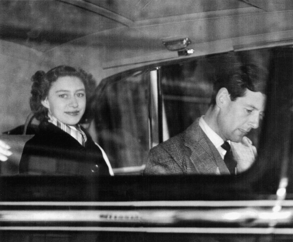 Image Credits: Getty Images | Princess Margaret and Peter Townsend