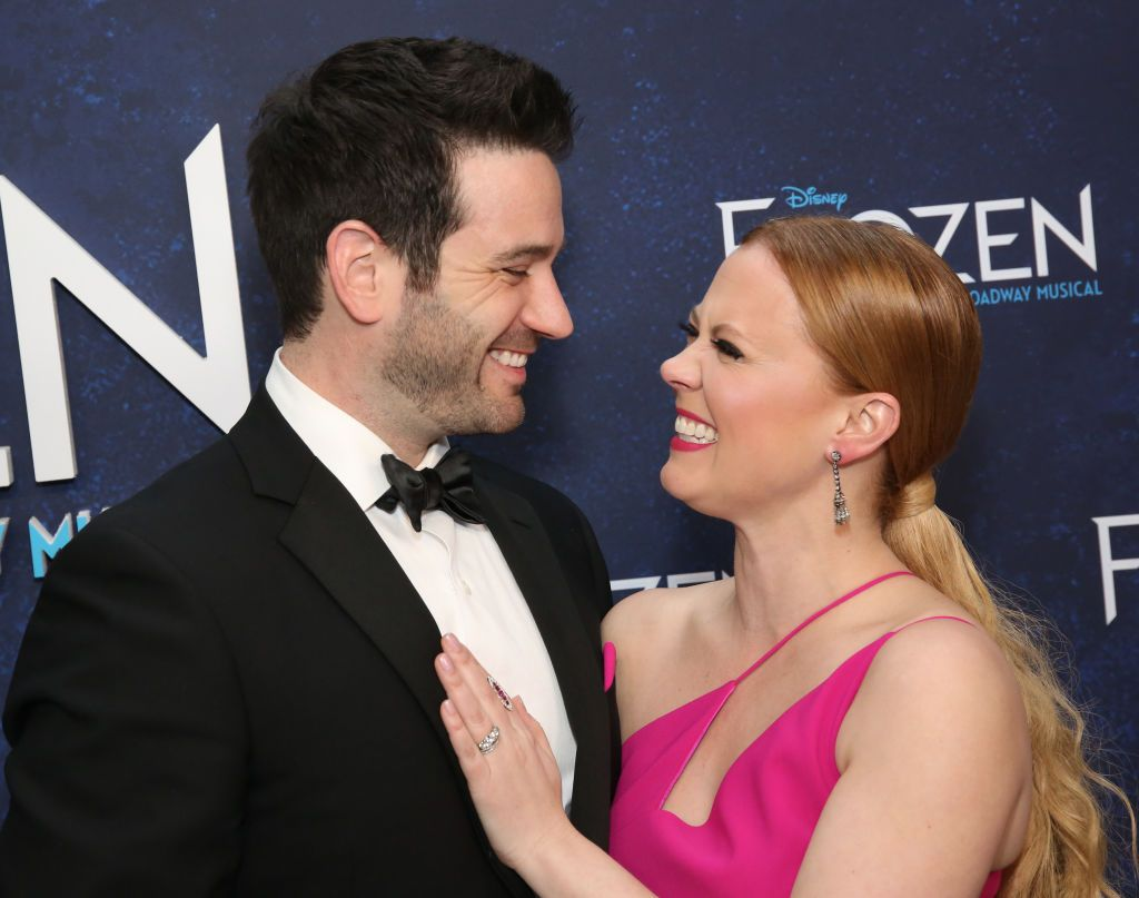 The Chicago Med stars have welcomed their first child / Photo:Getty Images