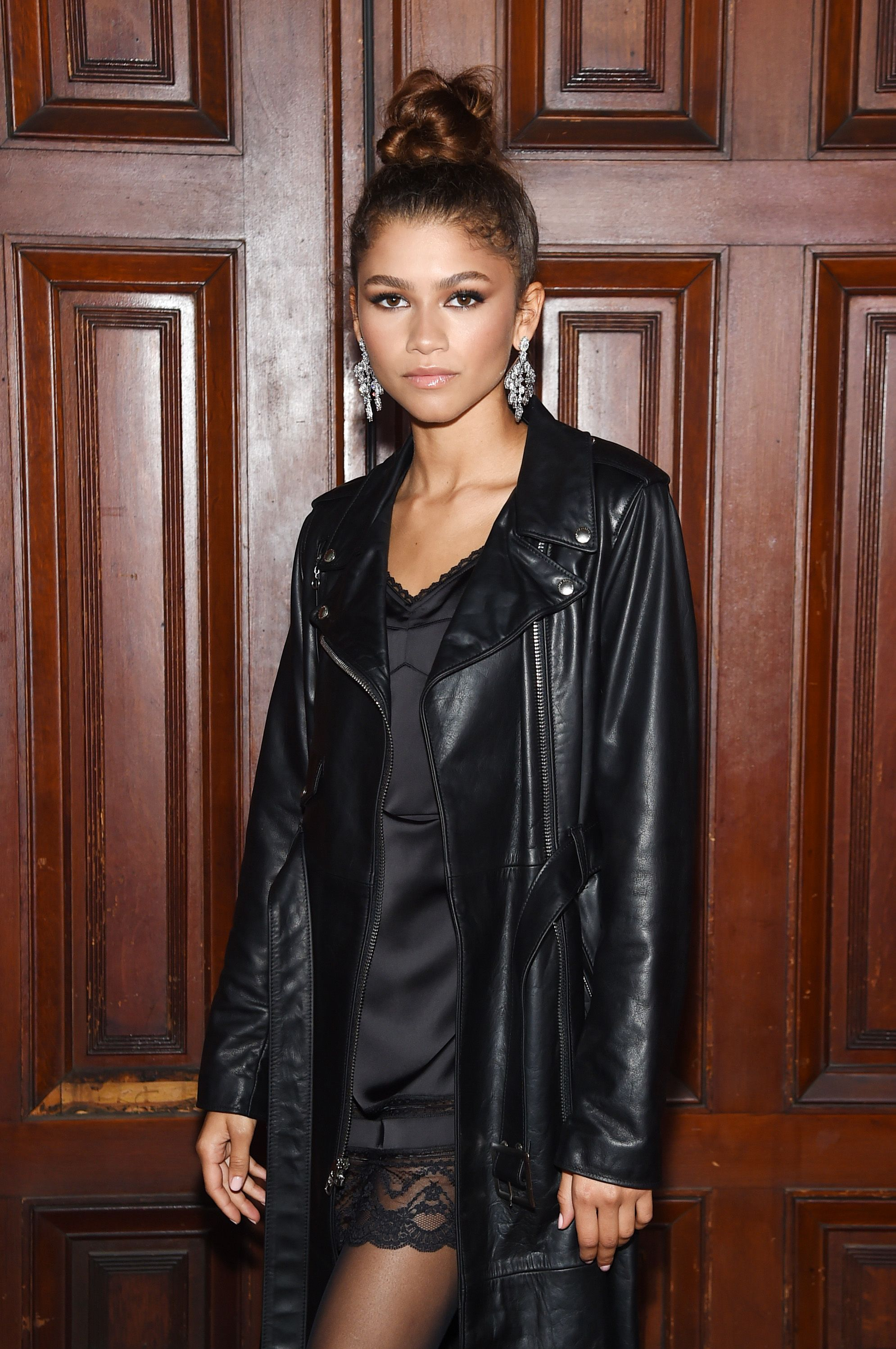Zendaya's first big step to fame was her role in 'Shake It Up' / Getty Images