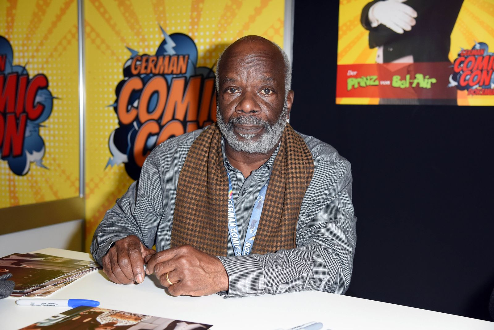 Joseph Marcell/Photo:Getty Images