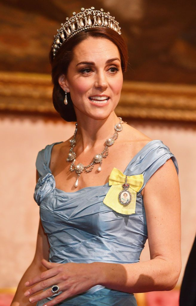 Kate Middleton, Duchess of Cambridge / Getty Images
