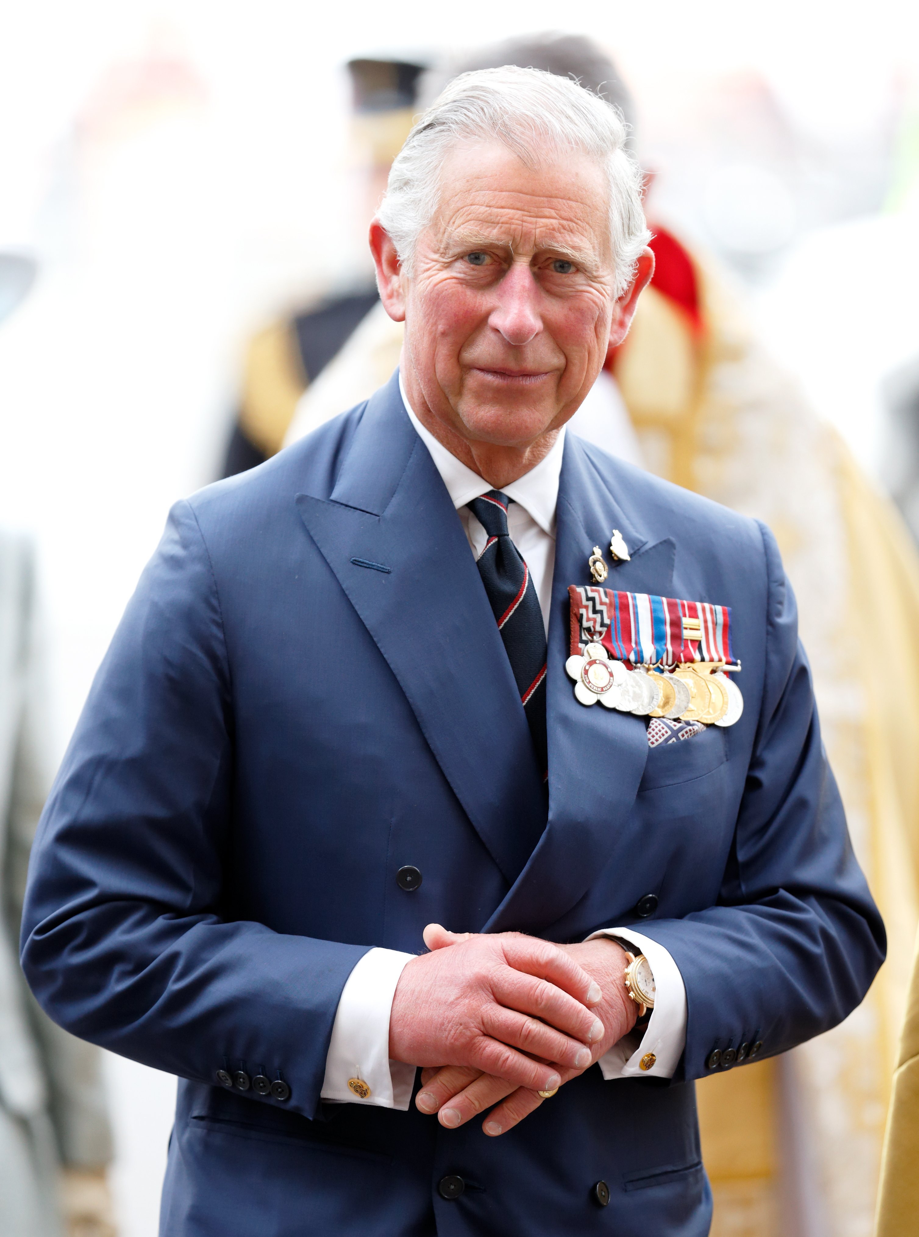 Prinz Charles | Quelle: Getty Images