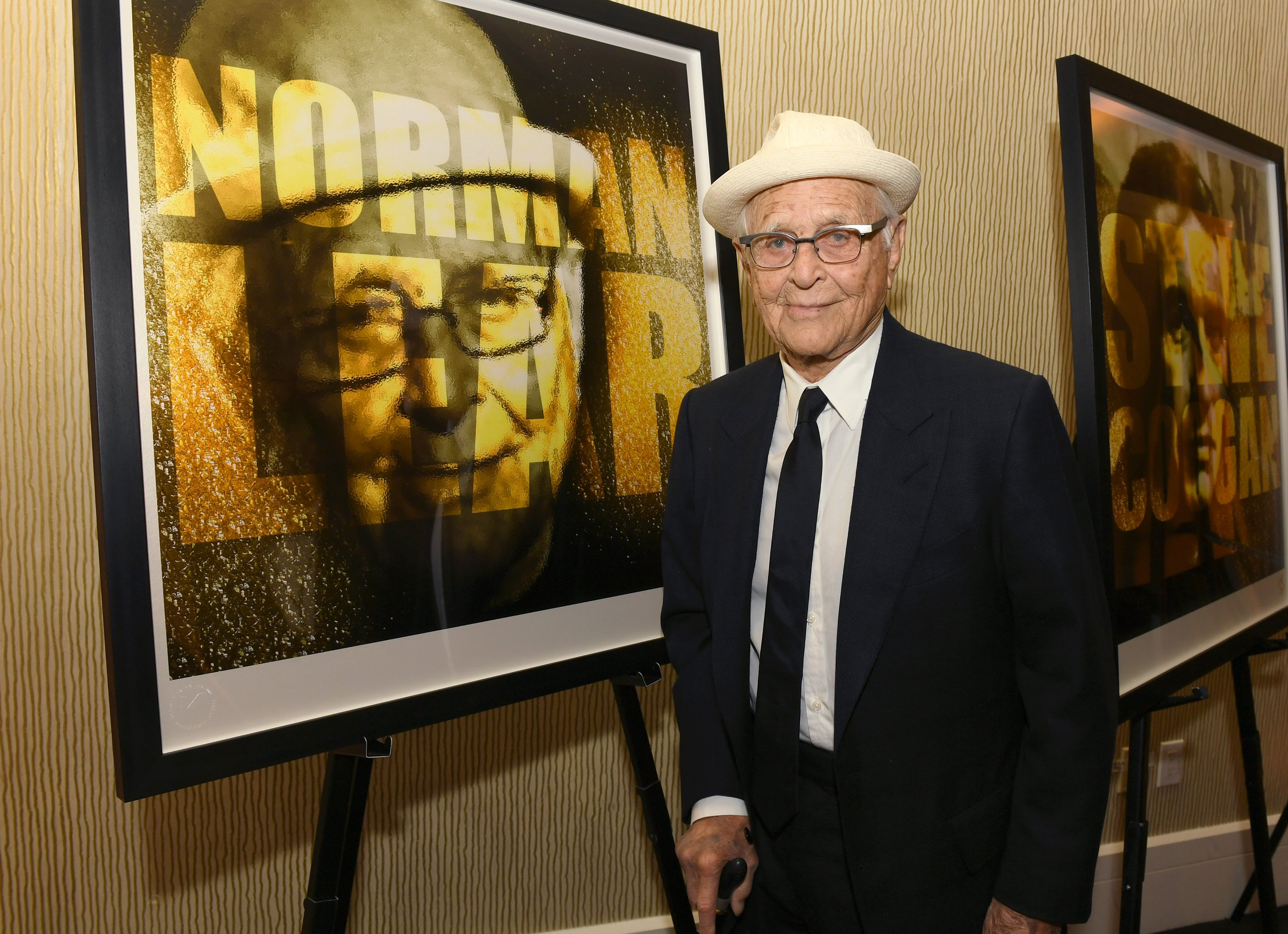 Norman Lear Image Source: Getty Images.