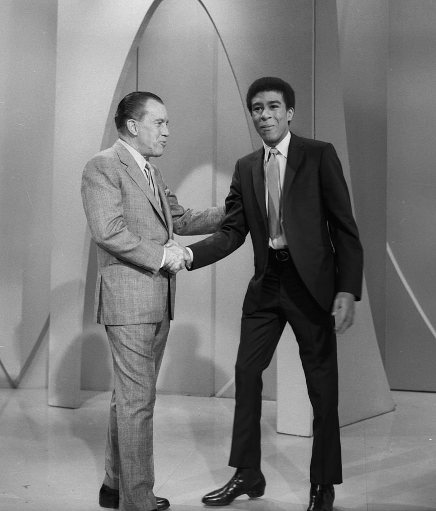 "Image Credits: Getty Images / CBS Photo Archive | Richard Pryor on ""The Ed Sullivan Show"""