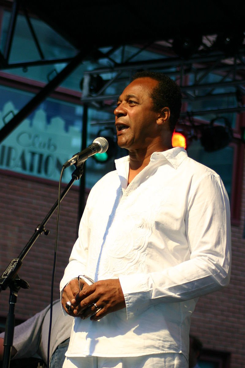 Clifton Davis Singing Image Source: Wikimedia Commons