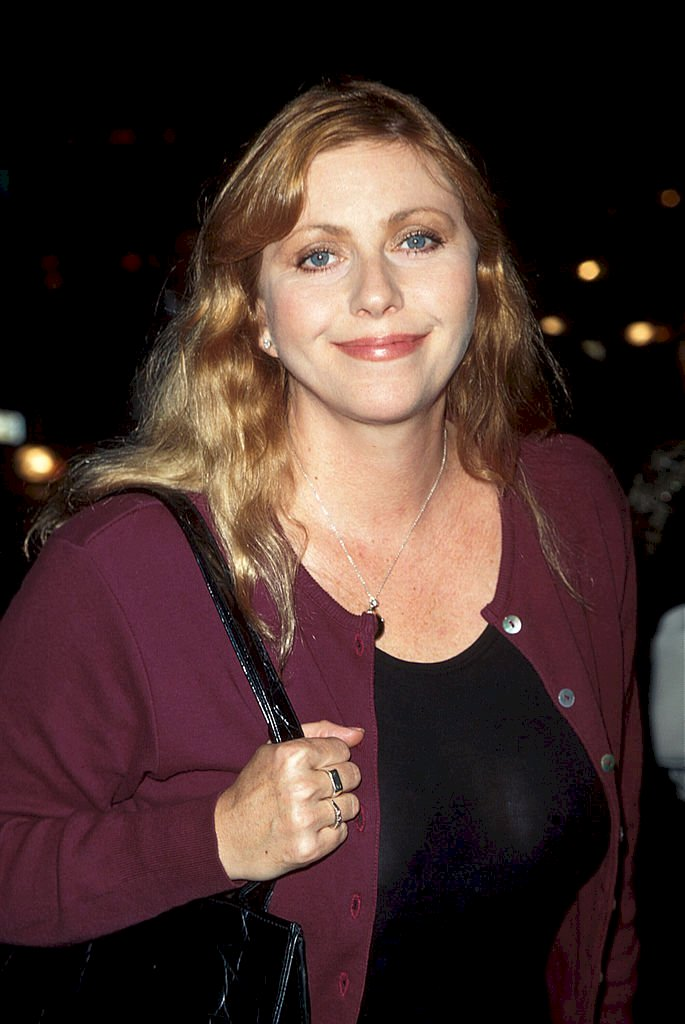 Image Credit: Getty Images / Bebe Buell stepping out in public.