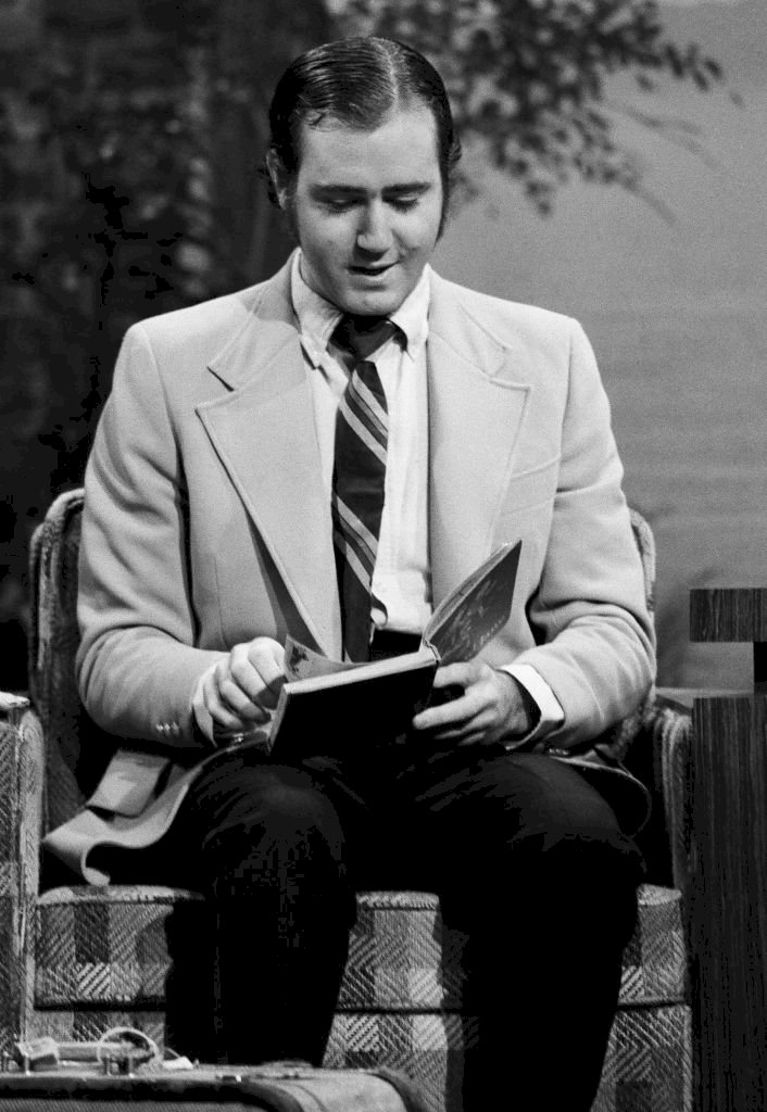 """Image Credits: Getty Images / Andy Kaufman on """"The Tonight Show"""""""