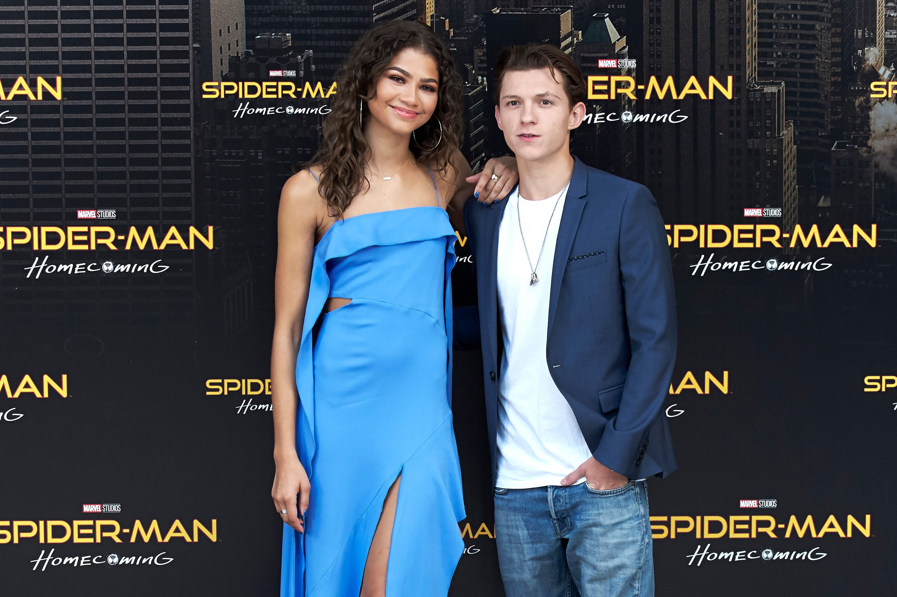After shooting Spiderman, Zendaya went back to Disney / Getty Images