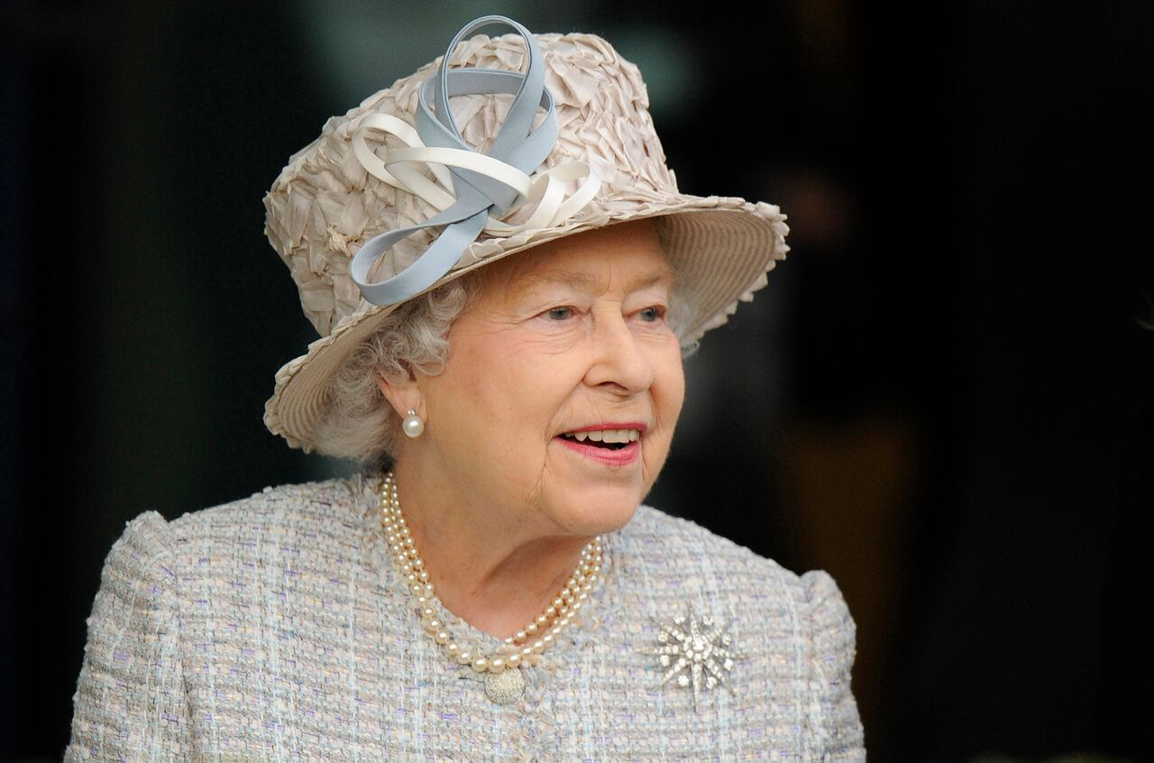Queen Elizabeth II attends Ascot racecourse. | Source: Getty Images