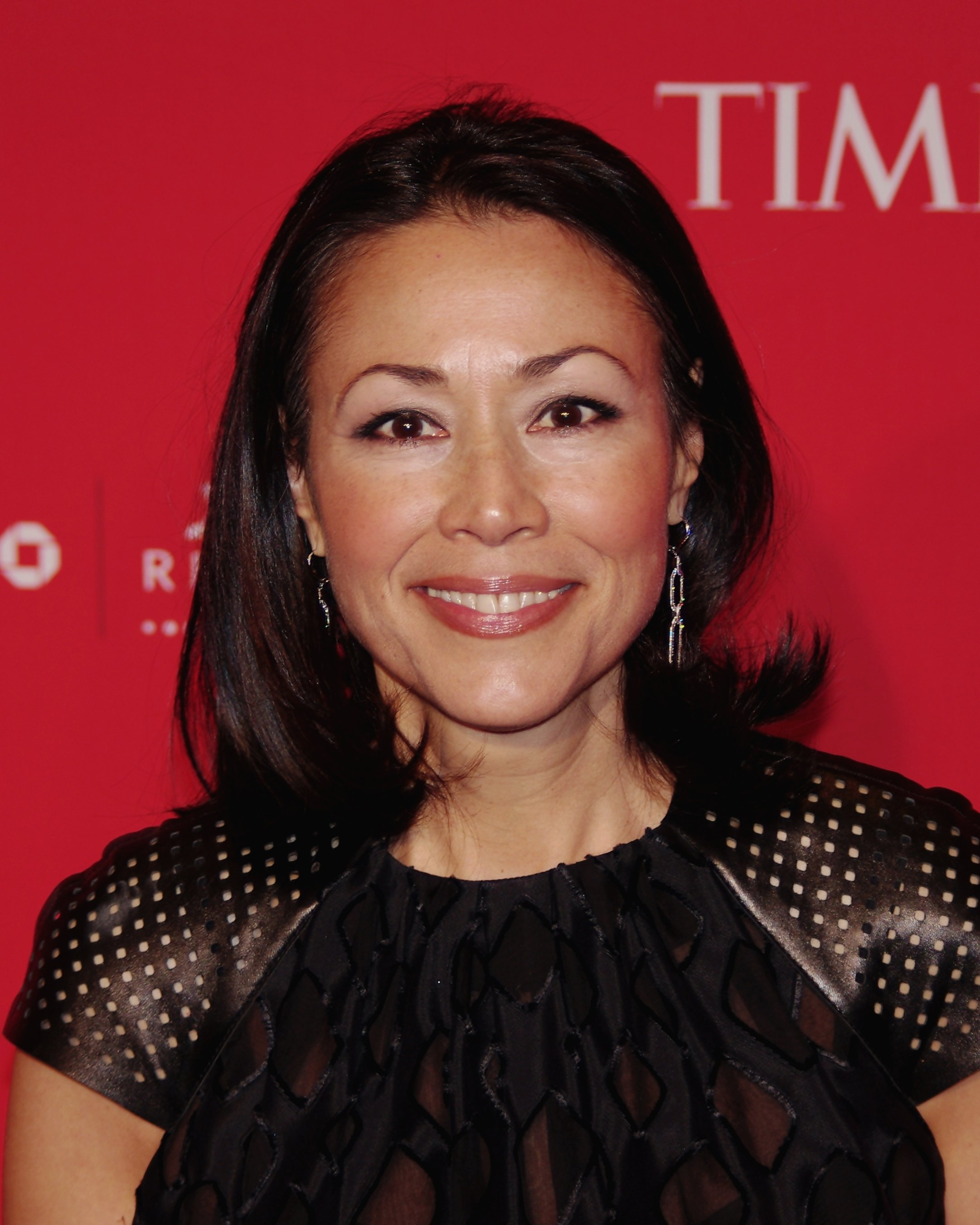 Ann Curry Image Source: Wikimedia Commons
