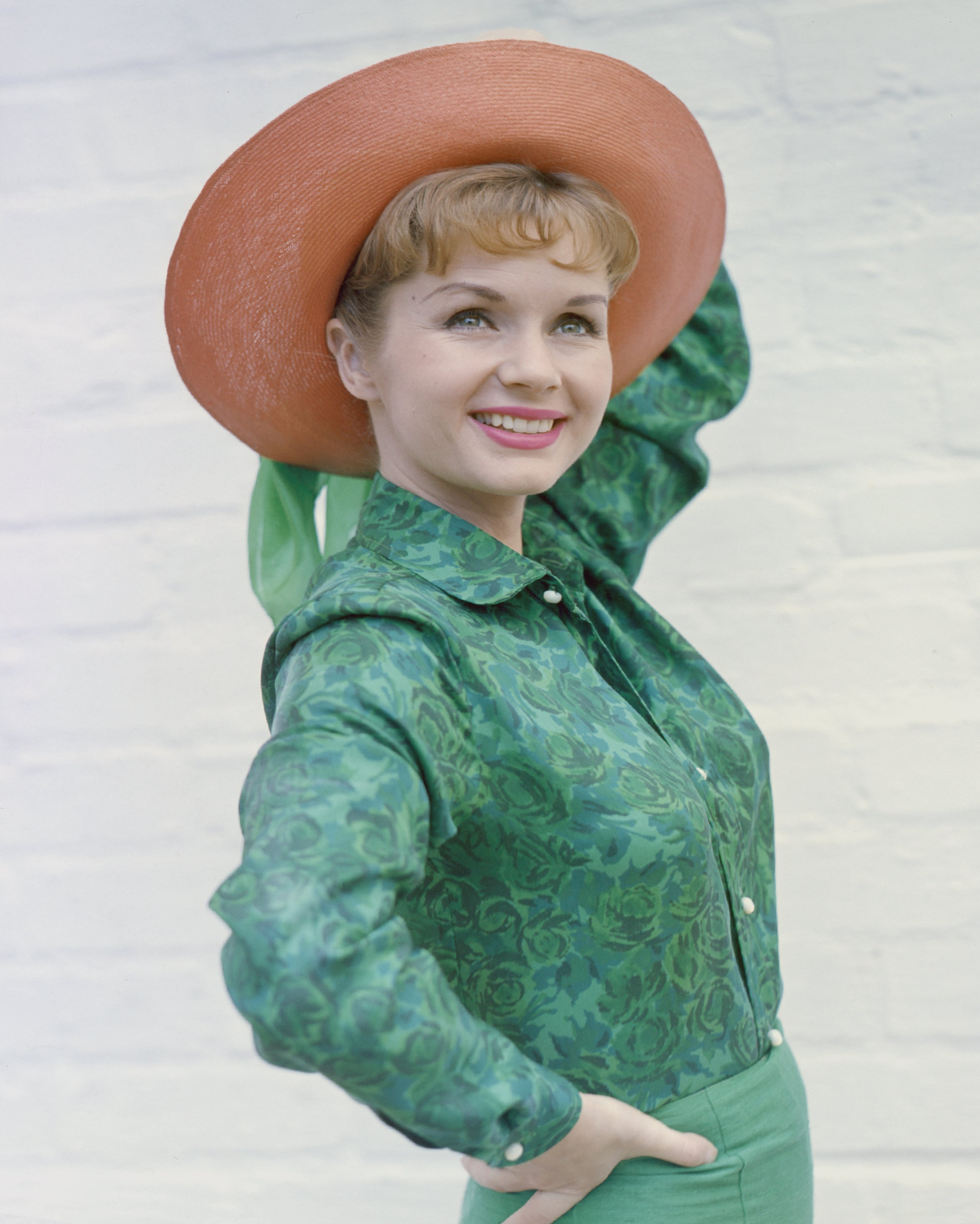 Image Source: Getty Images/Photo of Debbie Reynolds