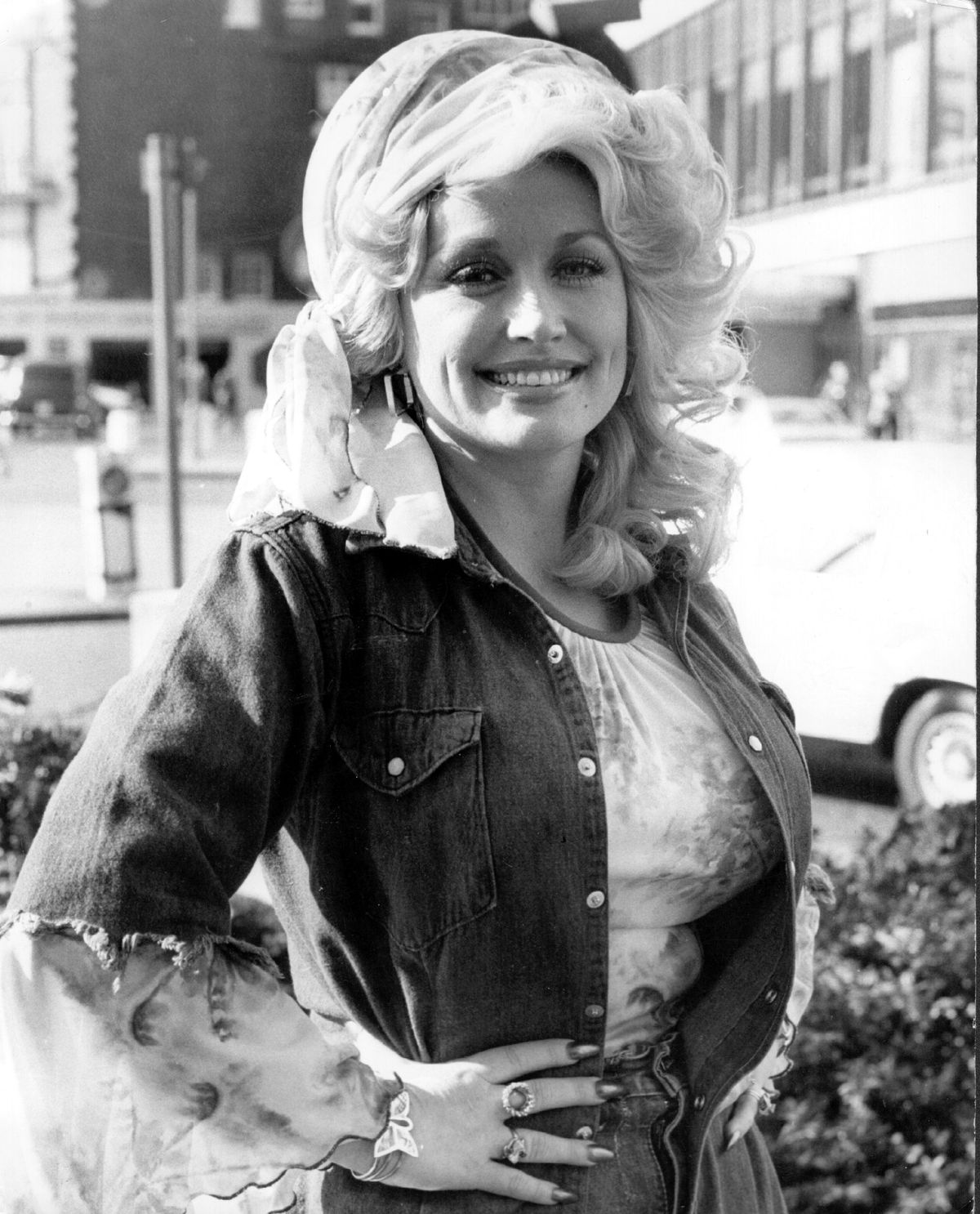 Dolly Parton/Photo:Getty Images