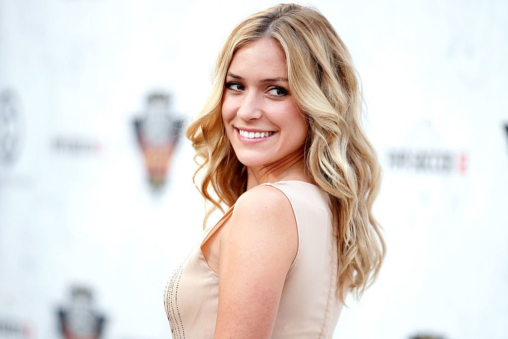 Image Credits: Getty Images / Christopher Polk | TV personality Kristin Cavallari arrives at Comedy Central's Roast of Charlie Sheen held at Sony Studios on September 10, 2011 in Los Angeles, California.